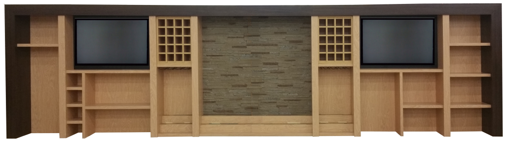 Building the Perfect Bar Display - Minnesota Millwork & Fixtures