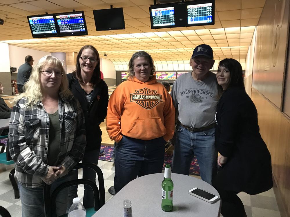 Sue's Team